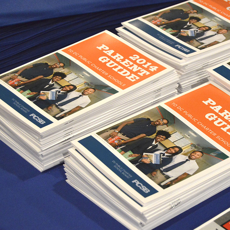 DC Public Charter School Board Parent Guides