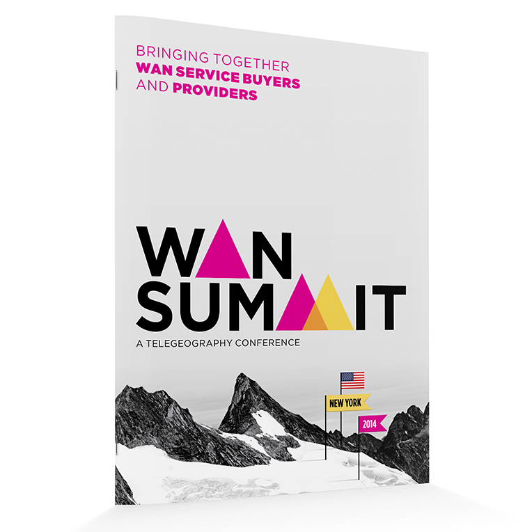 Wan Summit Saddle-Stitched Booklet